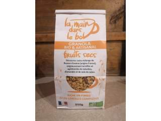 Granola Fruits secs 350gr